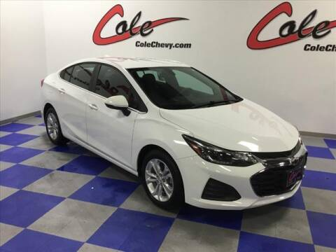 2019 Chevrolet Cruze for sale at Cole Chevy Pre-Owned in Bluefield WV