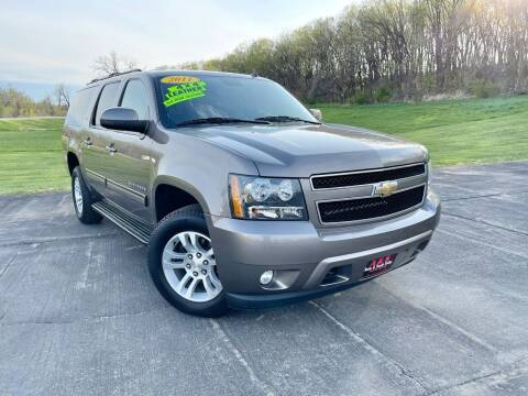 2011 Chevrolet Suburban for sale at A & S Auto and Truck Sales in Platte City MO