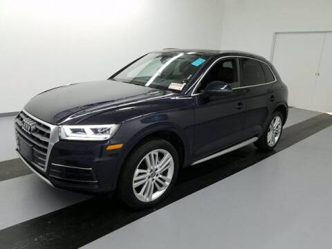 2018 Audi Q5 for sale at Certified Luxury Motors in Great Neck NY