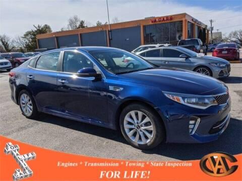 2018 Kia Optima for sale at VA Cars Inc in Richmond VA