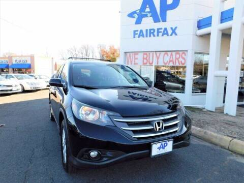 2012 Honda CR-V for sale at AP Fairfax in Fairfax VA