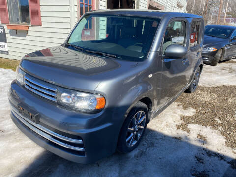 2011 Nissan cube for sale at Richard C Peck Auto Sales in Wellsville NY