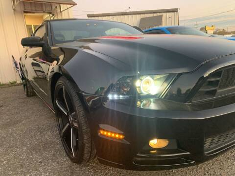 2014 Ford Mustang for sale at Safeway Auto Sales in Horn Lake MS