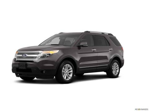 2012 Ford Explorer for sale at Jensen's Dealerships in Sioux City IA