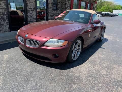 2004 BMW Z4 for sale at Smyrna Auto Sales in Smyrna TN