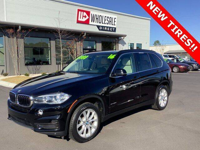 2016 BMW X5 for sale at Wholesale Direct in Wilmington NC