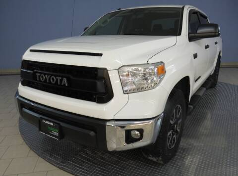 2016 Toyota Tundra for sale at Hagan Automotive in Chatham IL