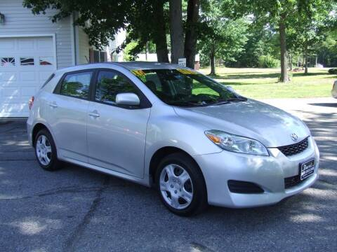2010 Toyota Matrix for sale at DUVAL AUTO SALES in Turner ME