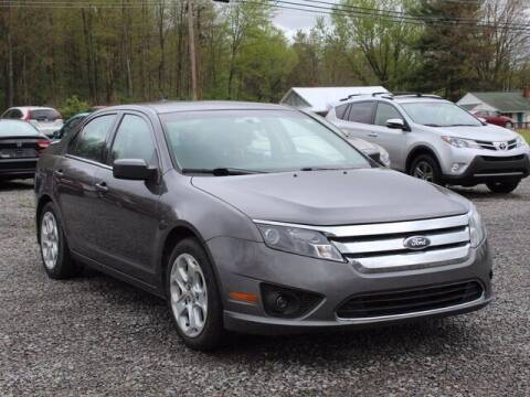 2011 Ford Fusion for sale at Street Track n Trail - Vehicles in Conneaut Lake PA