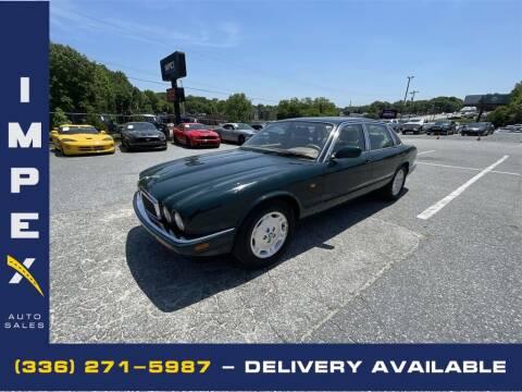 1997 Jaguar XJ-Series for sale at Impex Auto Sales in Greensboro NC