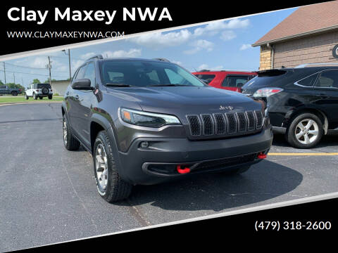 2020 Jeep Cherokee for sale at Clay Maxey NWA in Springdale AR