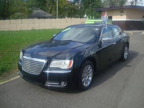 2012 Chrysler 300 for sale at MOTORAMA INC in Detroit MI