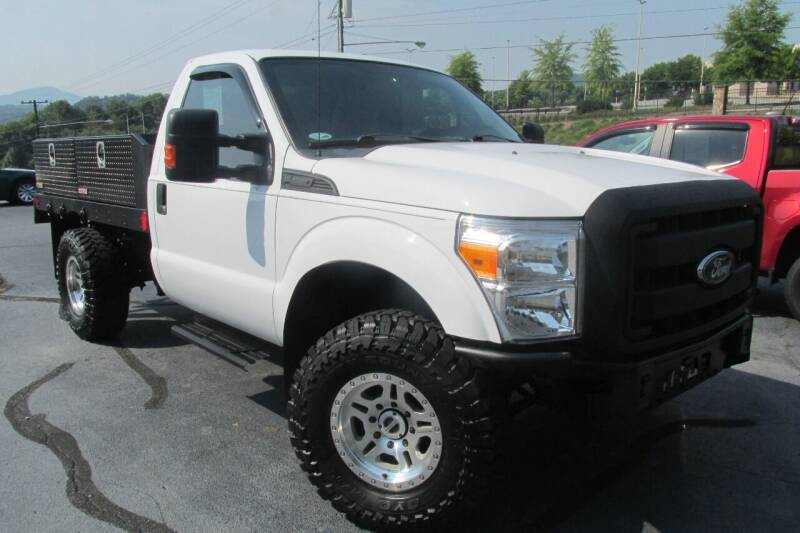 2014 Ford F-250 Super Duty for sale at Tilleys Auto Sales in Wilkesboro NC