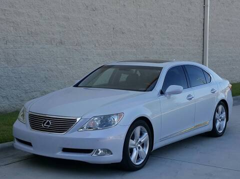 2008 Lexus LS 460 for sale at Raleigh Auto Inc. in Raleigh NC
