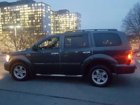 2007 Dodge Durango for sale at Auto Wholesalers Of Rockville in Rockville MD
