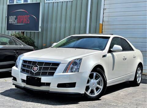2008 Cadillac CTS for sale at Haus of Imports in Lemont IL