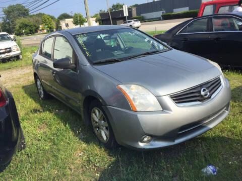 2010 Nissan Sentra for sale at M-97 Auto Dealer in Roseville MI