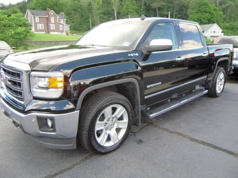 2014 GMC Sierra 1500 for sale at 1-2-3 AUTO SALES, LLC in Branchville NJ