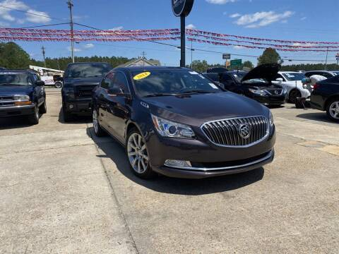 2014 Buick LaCrosse for sale at Direct Auto in D'Iberville MS