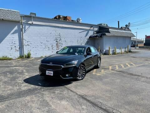 2017 Kia Cadenza for sale at Santa Motors Inc in Rochester NY