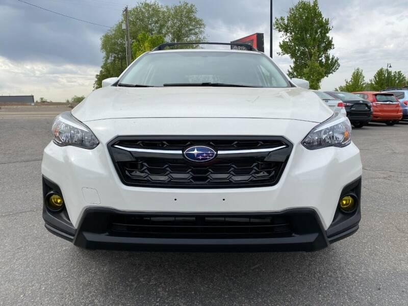 2019 Subaru Crosstrek for sale at Rides Unlimited in Nampa ID