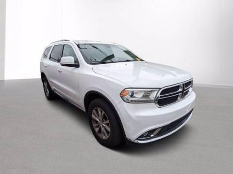 2015 Dodge Durango for sale at Jimmys Car Deals at Feldman Chevrolet of Livonia in Livonia MI