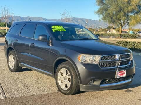 2013 Dodge Durango for sale at Esquivel Auto Depot in Rialto CA