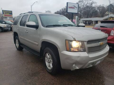2007 Chevrolet Tahoe for sale at Gordon Auto Sales LLC in Sioux City IA