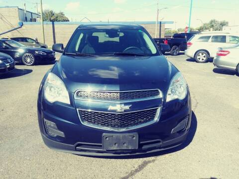 2015 Chevrolet Equinox for sale at GREAT DEAL AUTO SALES in Center Line MI