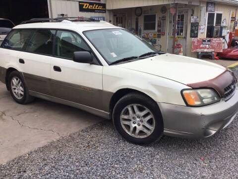 2003 Subaru Outback for sale at Troys Auto Sales in Dornsife PA