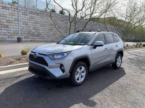 2019 Toyota RAV4 for sale at MyAutoJack.com @ Auto House in Tempe AZ