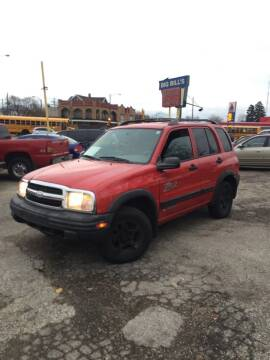 2003 Chevrolet Tracker for sale at Big Bills in Milwaukee WI