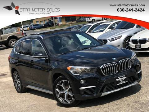 2016 BMW X1 for sale at Star Motor Sales in Downers Grove IL