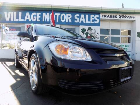 2008 Chevrolet Cobalt for sale at Village Motor Sales in Buffalo NY