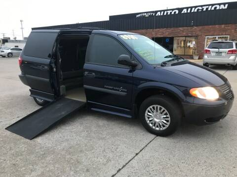 2005 Dodge Grand Caravan for sale at Motor City Auto Auction in Fraser MI