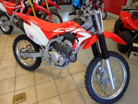 2021 Honda CRF250F for sale at Dan Powers Honda Motorsports in Elizabethtown KY