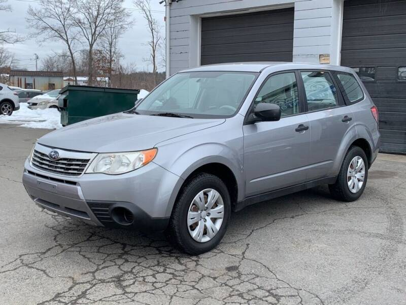 2010 Subaru Forester for sale at Clinton MotorCars in Shrewsbury MA