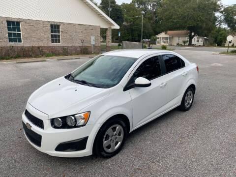 2015 Chevrolet Sonic for sale at Asap Motors Inc in Fort Walton Beach FL