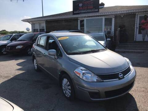 2007 Nissan Versa for sale at I57 Group Auto Sales in Country Club Hills IL