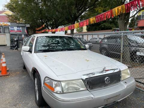 2004 Mercury Grand Marquis for sale at Chambers Auto Sales LLC in Trenton NJ