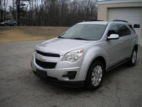 2011 Chevrolet Equinox for sale at Route 111 Auto Sales in Hampstead NH