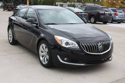 2016 Buick Regal for sale at Sandusky Auto Sales in Sandusky MI