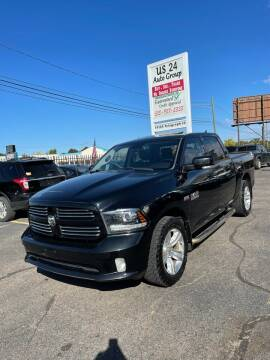 2013 RAM Ram Pickup 1500 for sale at US 24 Auto Group in Redford MI