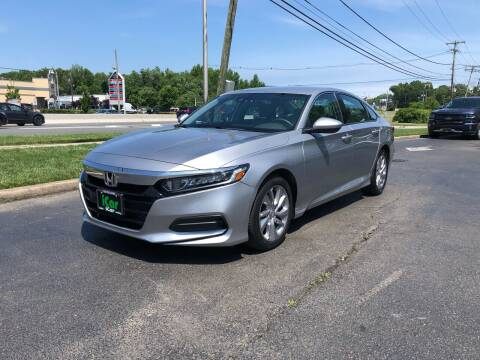 2018 Honda Accord for sale at iCar Auto Sales in Howell NJ