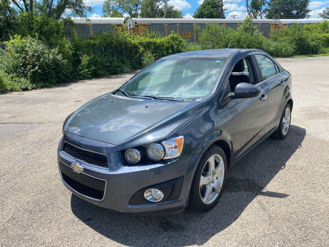 2013 Chevrolet Sonic for sale at Mr. Auto in Hamilton OH
