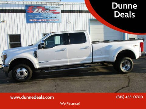 2017 Ford F-350 Super Duty for sale at Dunne Deals in Crystal Lake IL