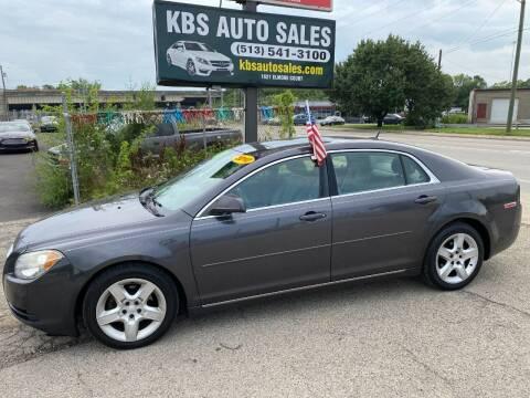 2010 Chevrolet Malibu for sale at KBS Auto Sales in Cincinnati OH