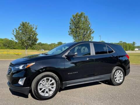 2021 Chevrolet Equinox for sale at LAMB MOTORS INC in Hamilton AL