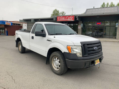 2009 Ford F-150 for sale at Freedom Auto Sales in Anchorage AK
