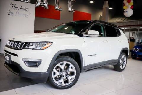 2018 Jeep Compass for sale at Quality Auto Center in Springfield NJ